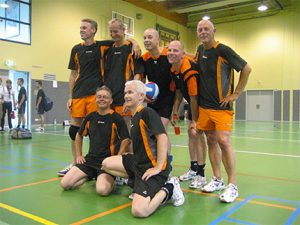 mannenvolleybal team1